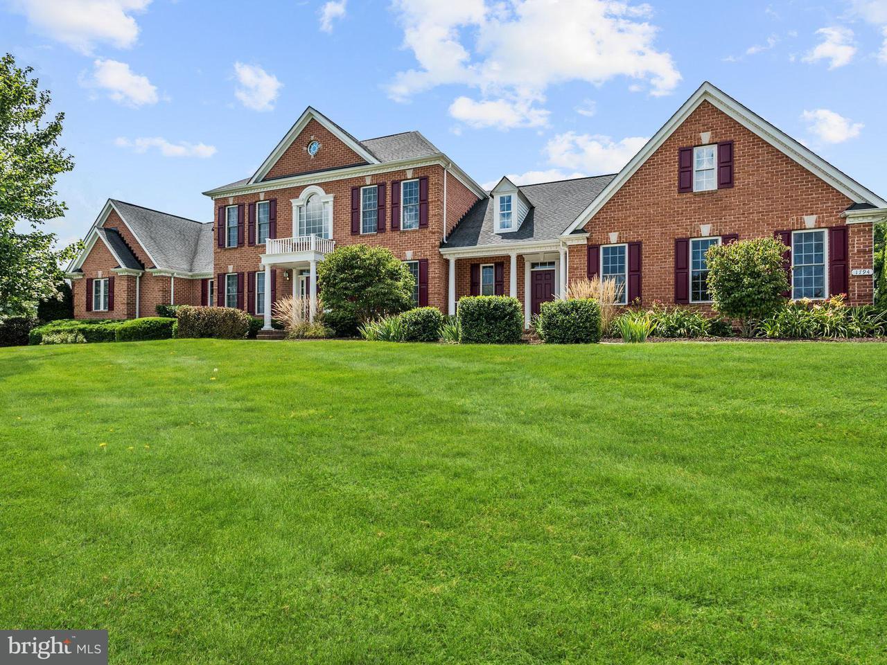 Einfamilienhaus für Verkauf beim 1794 Brookshire Court 1794 Brookshire Court Finksburg, Maryland 21048 Vereinigte Staaten