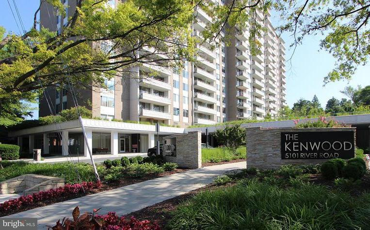 Condominium for Sale at 5101 River Rd #408 Bethesda, Maryland 20816 United States