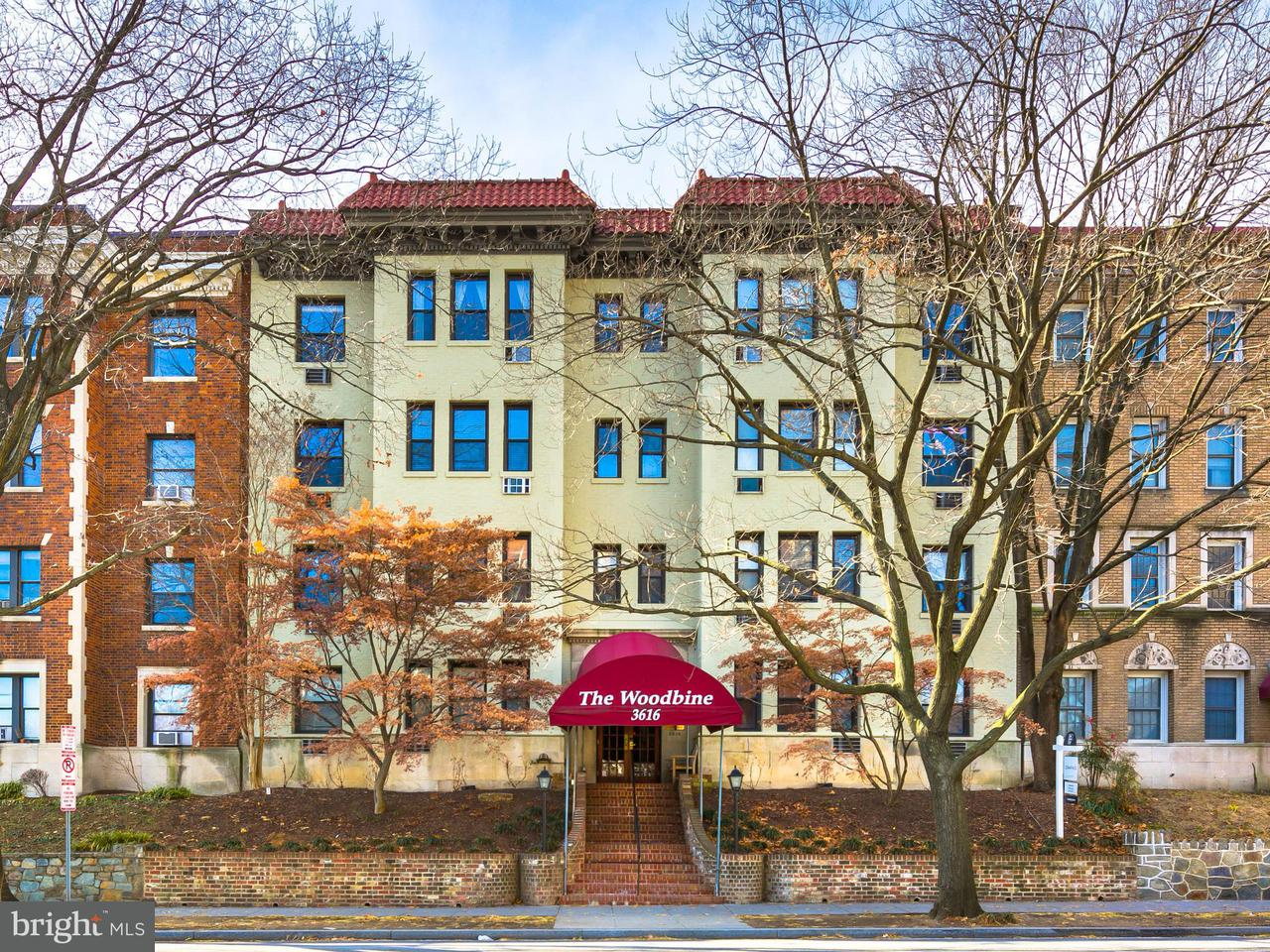 Condominium for Sale at 3616 Connecticut Ave NW #104 Washington, District Of Columbia 20008 United States