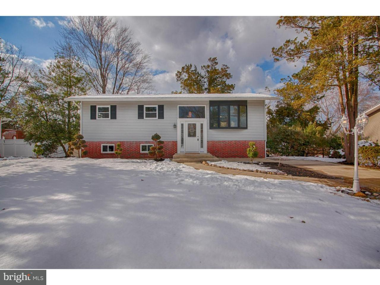 Single Family Home for Sale at 10 EDGEHILL Road Gibbsboro, New Jersey 08026 United States