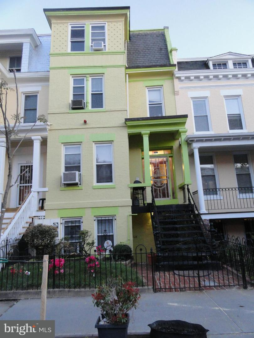 Other Residential for Rent at 706 Quincy St NW Washington, District Of Columbia 20011 United States