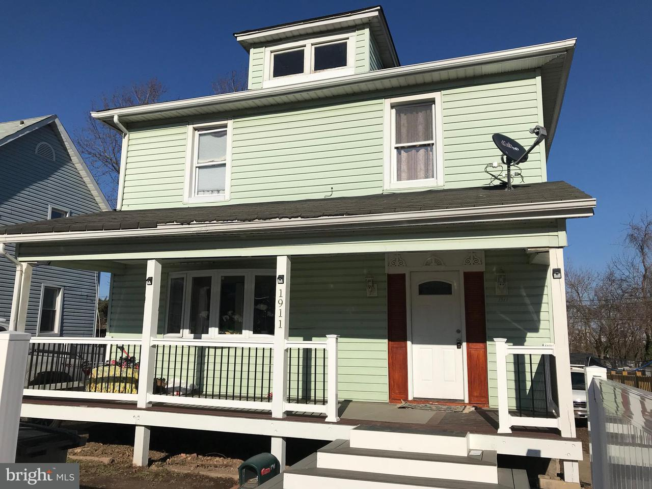 Single Family for Sale at 1911 Breitwert Ave Baltimore, Maryland 21230 United States