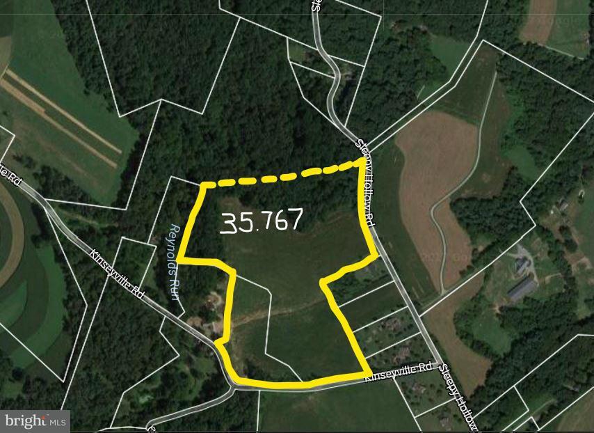 Land for Sale at 0 Lot #1 knKeyville rdR Nottingham, Pennsylvania 19362 United States