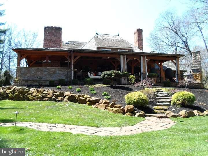 Additional photo for property listing at 807 RIVERTON Road  Moorestown, Нью-Джерси 08057 Соединенные Штаты
