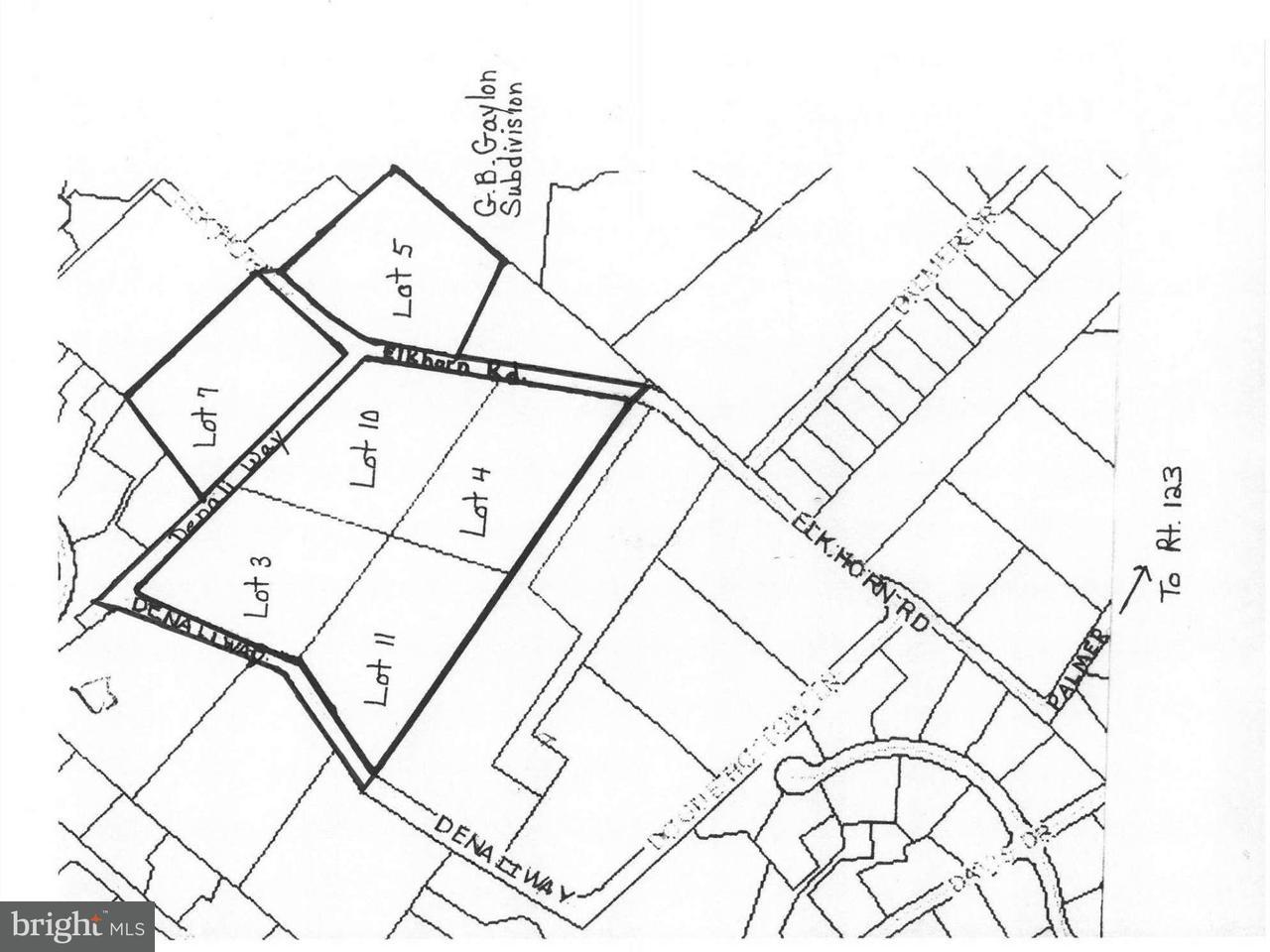 Land for Sale at 9201 Denali Way Lorton, Virginia 22079 United States