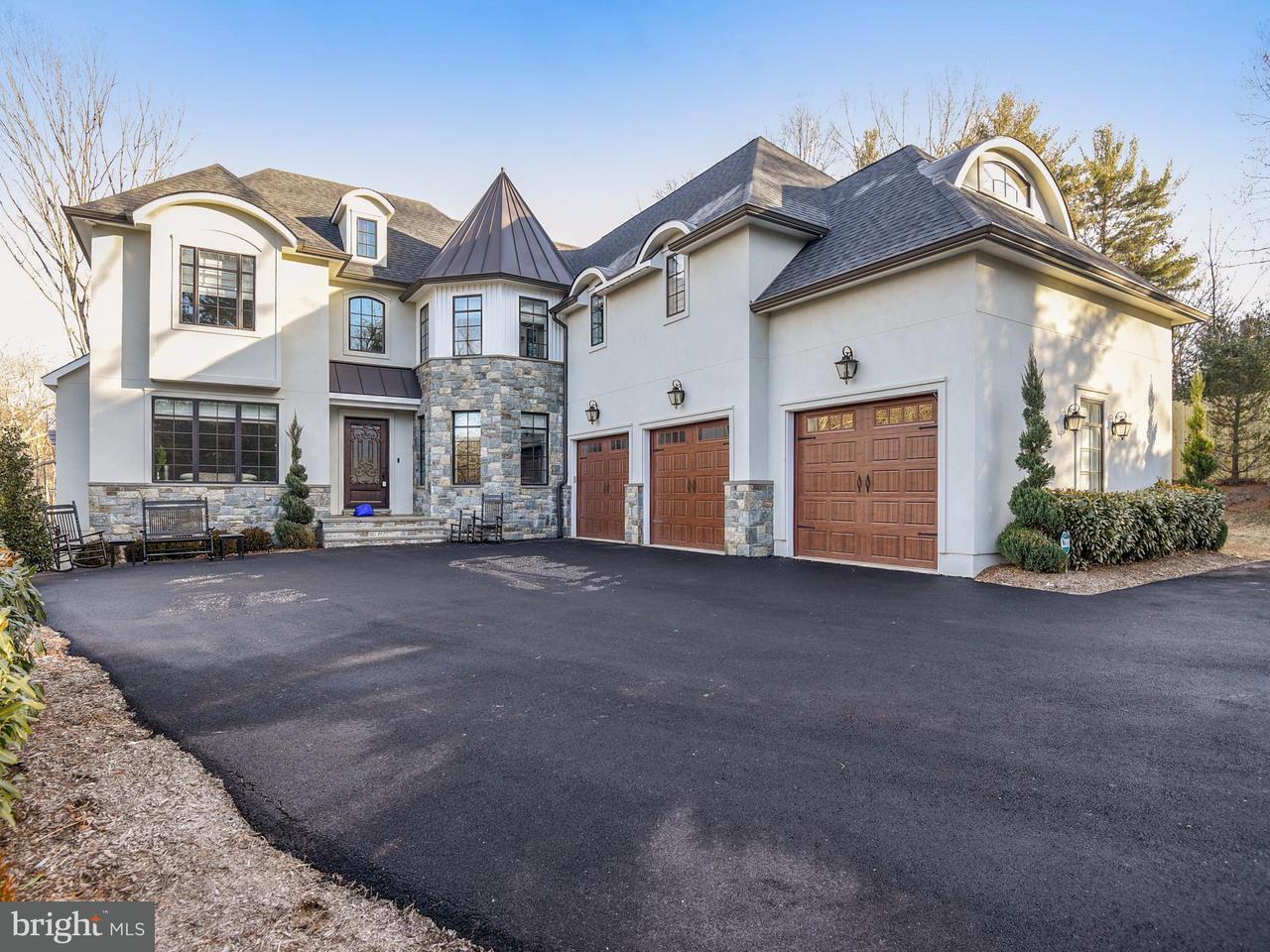 独户住宅 为 销售 在 3309 Fox Mill Road 3309 Fox Mill Road 奥克顿, 弗吉尼亚州 22124 美国
