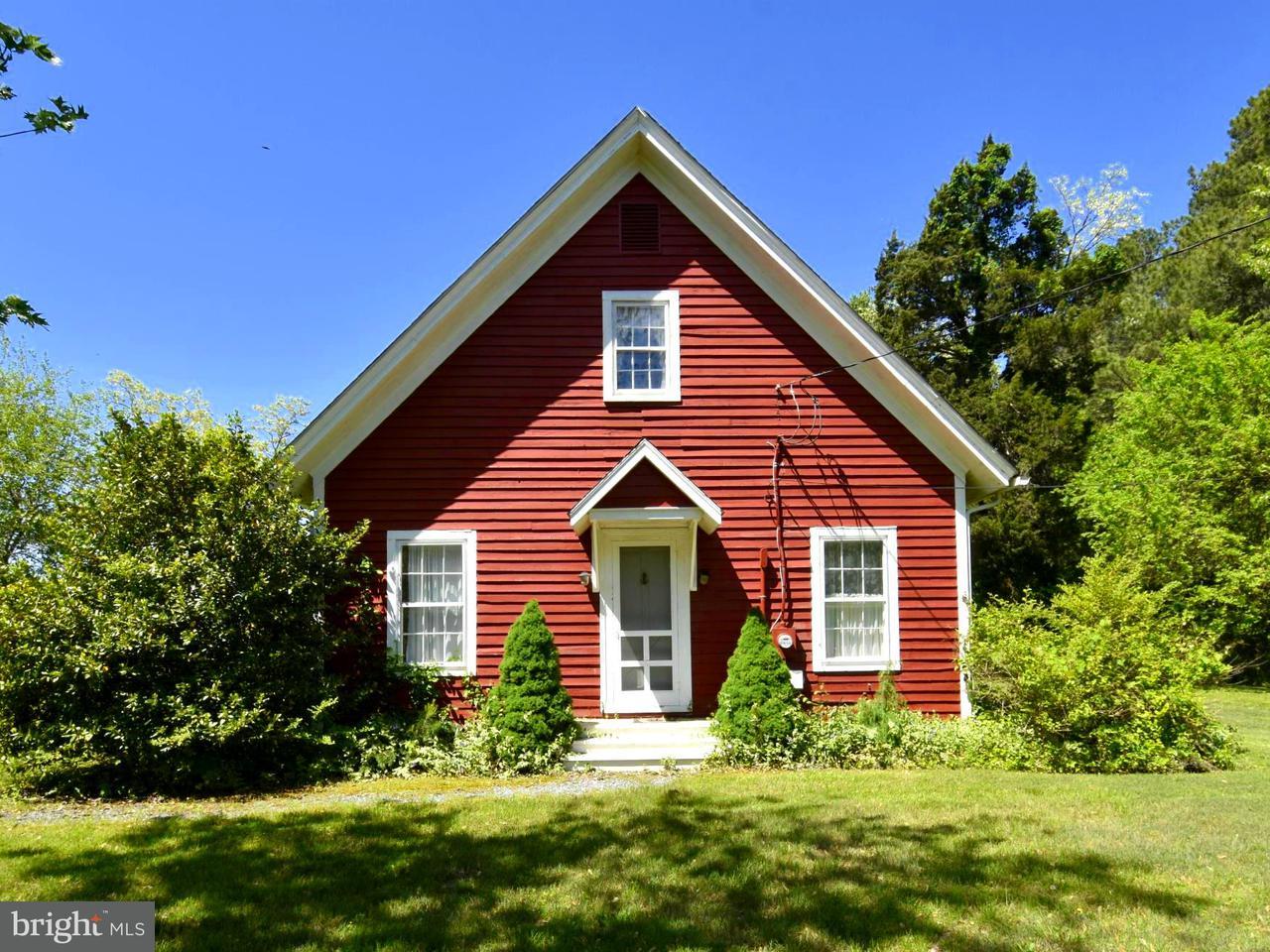 Single Family for Sale at 6652 Bozman-Neavitt Rd Neavitt, Maryland 21652 United States
