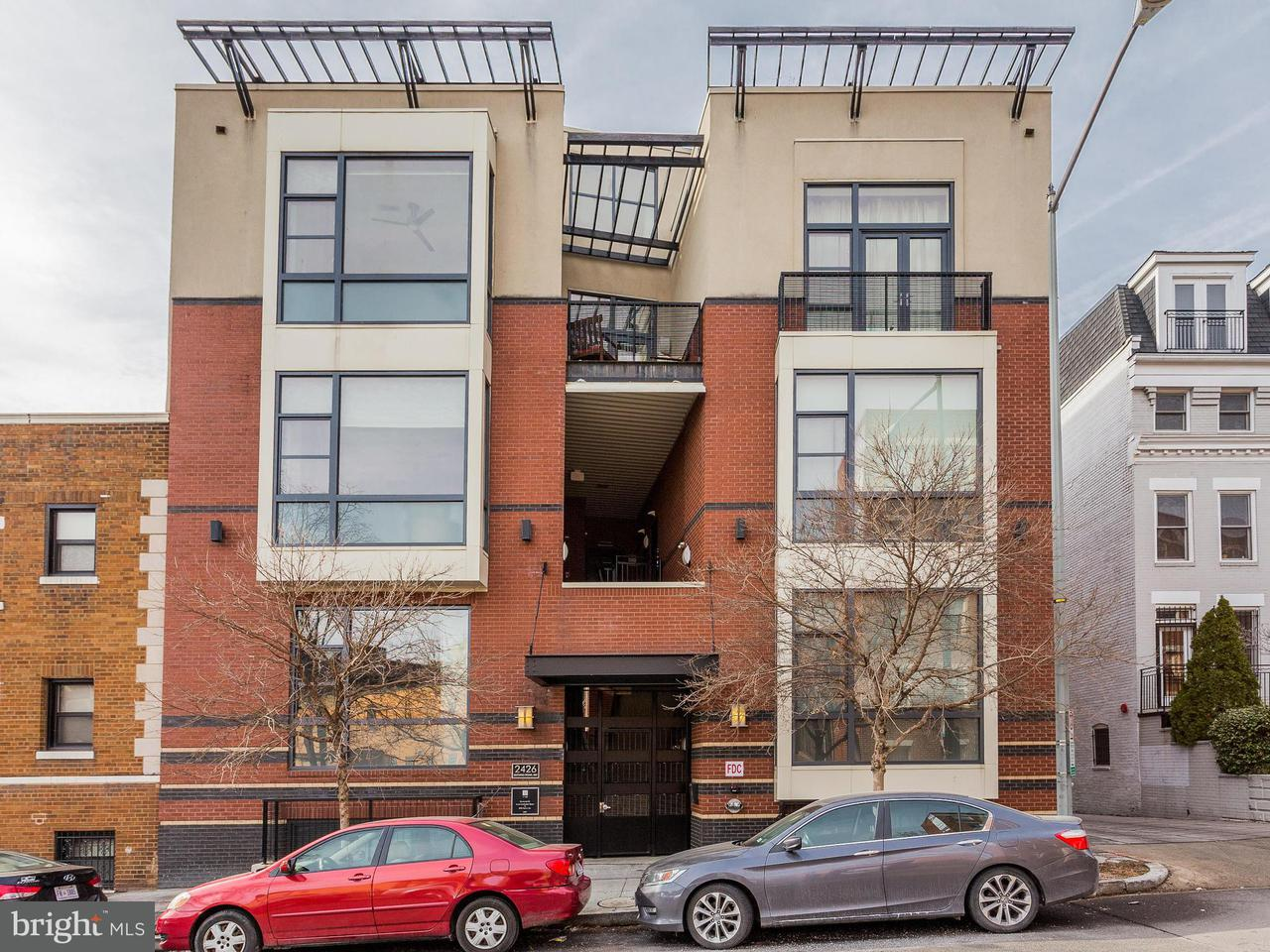 Condominium for Sale at 2426 Ontario Rd Nw #101 2426 Ontario Rd Nw #101 Washington, District Of Columbia 20009 United States
