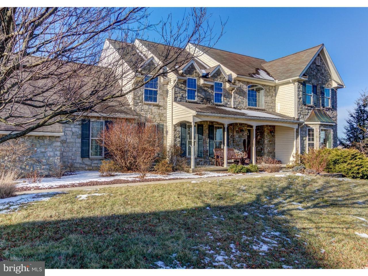 独户住宅 为 销售 在 421 SUNBLAZE Lane Cochranville, 宾夕法尼亚州 19330 美国