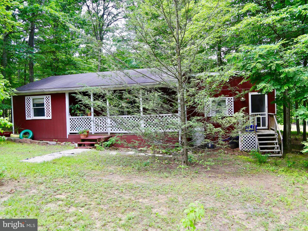 Single Family for Sale at 186 Capon Woods Resort Rd High View, West Virginia 26808 United States