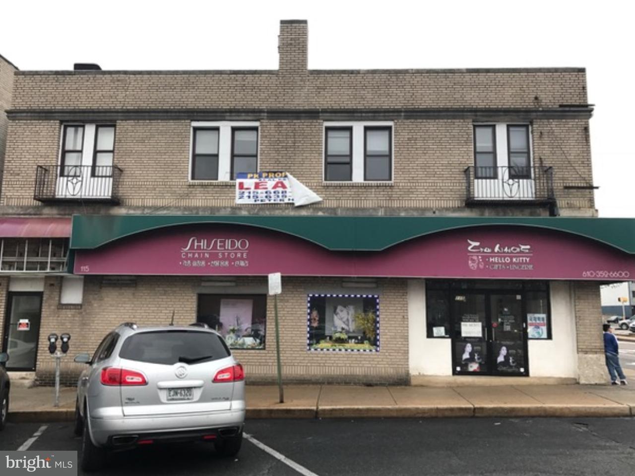 独户住宅 为 销售 在 115 FAIRFIELD Avenue Upper Darby, 宾夕法尼亚州 19082 美国