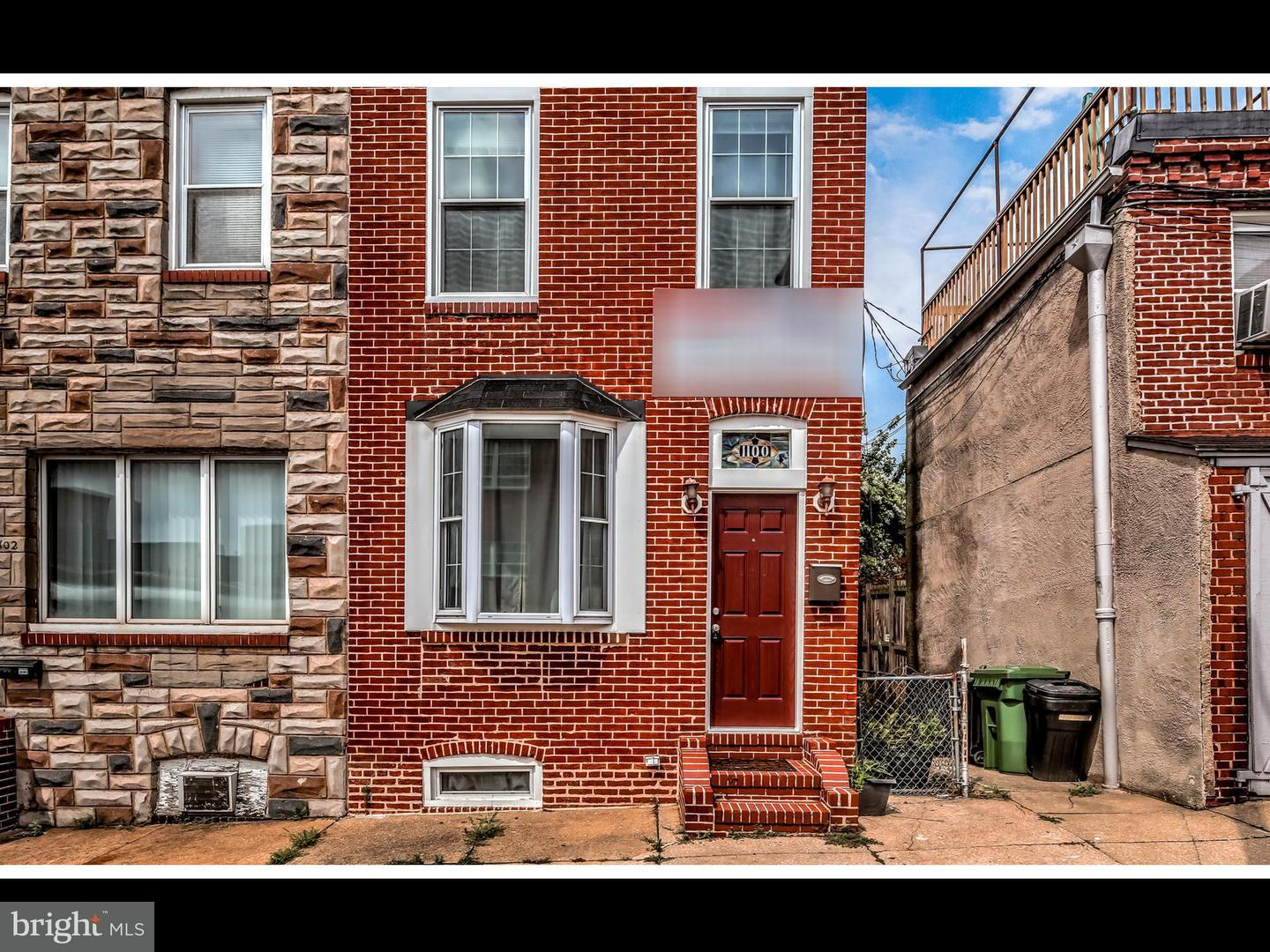 Photo of home for sale at 1100 Conkling Street, Baltimore MD
