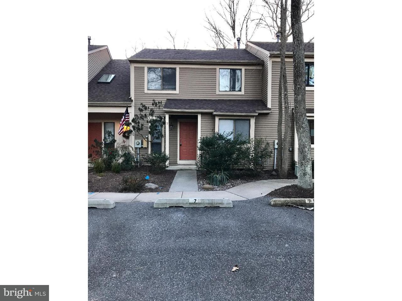 Townhouse for Rent at 7 DORSET Drive Marlton, New Jersey 08053 United States