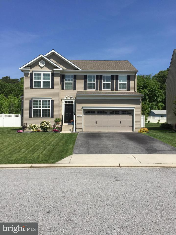 Single Family Home for Sale at 206 Matfield Court 206 Matfield Court Curtis Bay, Maryland 21226 United States