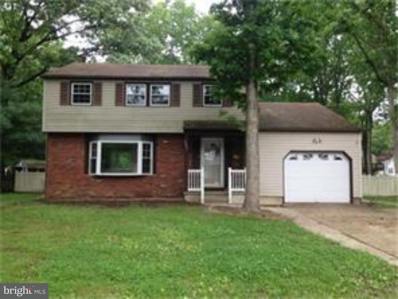 Частный односемейный дом для того Аренда на 1621 RED OAK Road Monroe Township, New Jersey 08094 United States