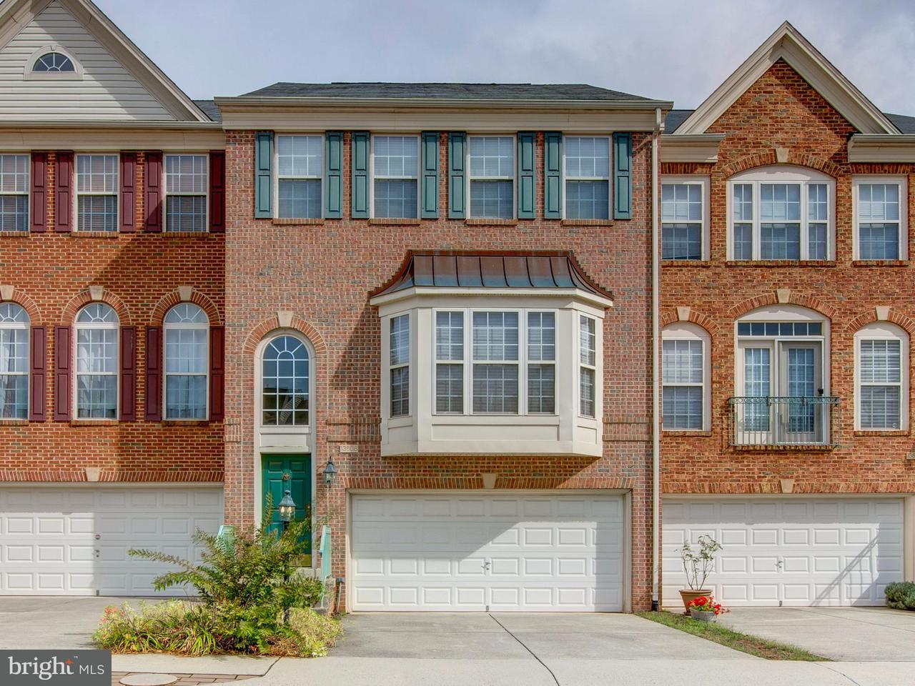 Townhouse for Sale at 13608 Cedar Run Lane 13608 Cedar Run Lane Herndon, Virginia 20171 United States