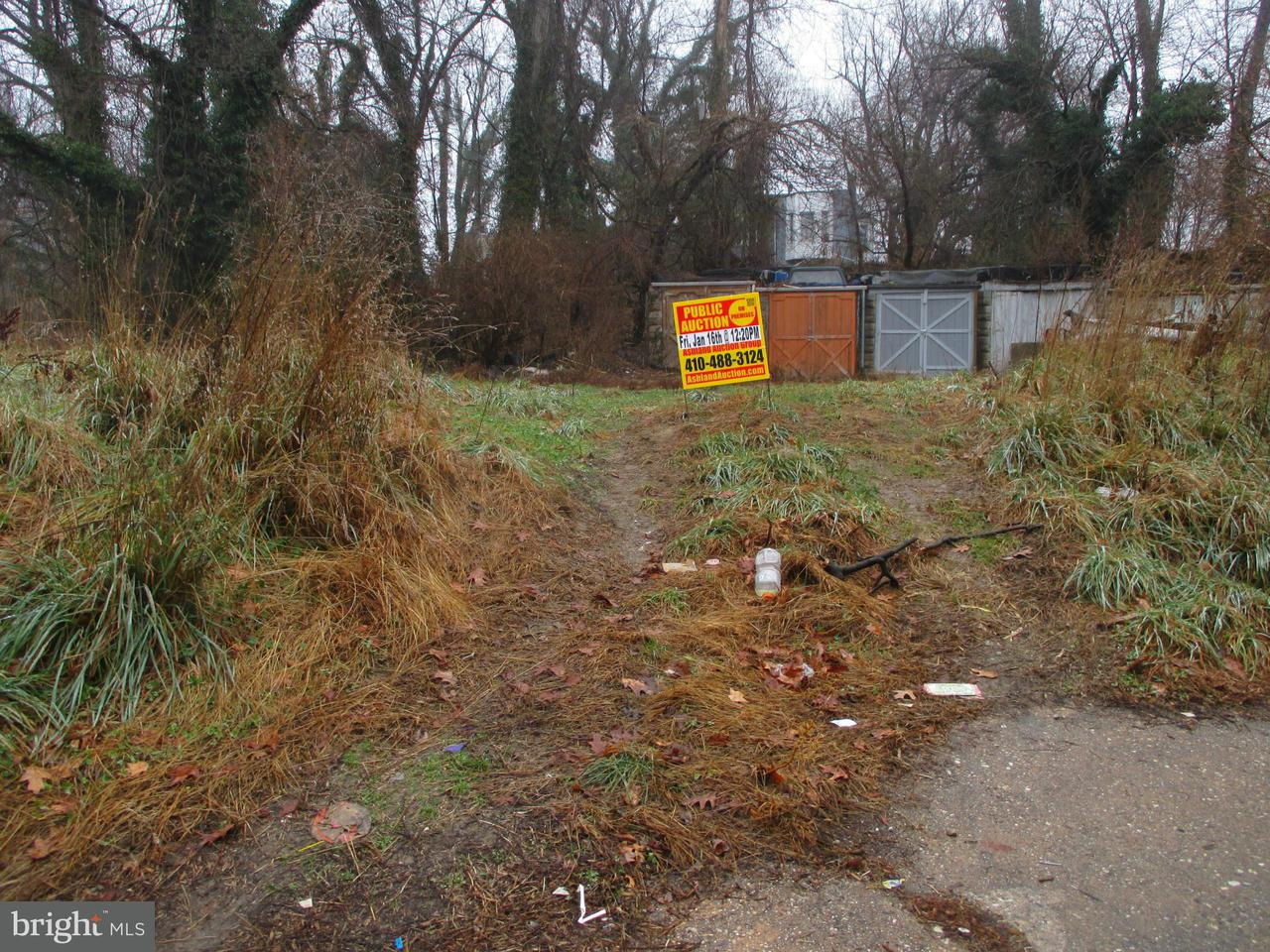 Land for Sale at 2217 Knight Ct Baltimore, Maryland 21216 United States
