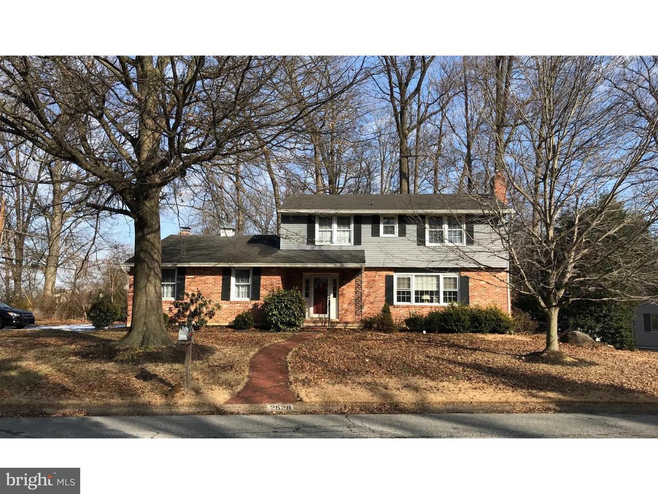 Частный односемейный дом для того Продажа на 2628 MAJESTIC Drive Talleyville, Делавэр 19810 Соединенные Штаты