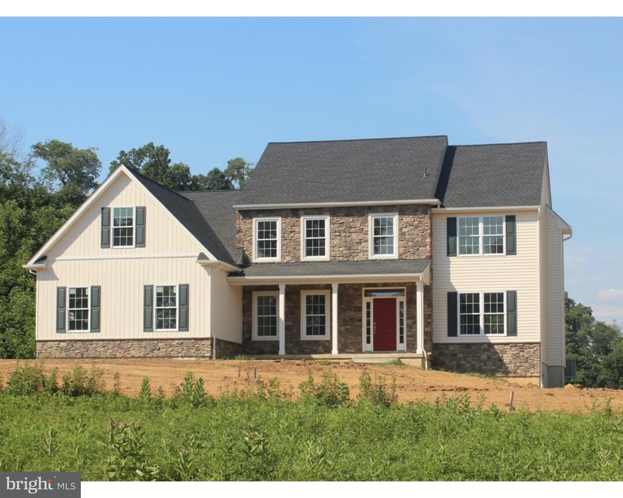 Maison unifamiliale pour l Vente à 6269 SHADY Drive Coopersburg, Pennsylvanie 18036 États-Unis