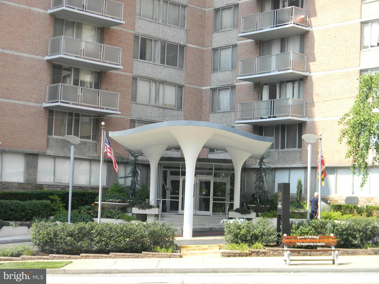 Condominium for Sale at 1 University Pkwy #1002 Baltimore, Maryland 21218 United States