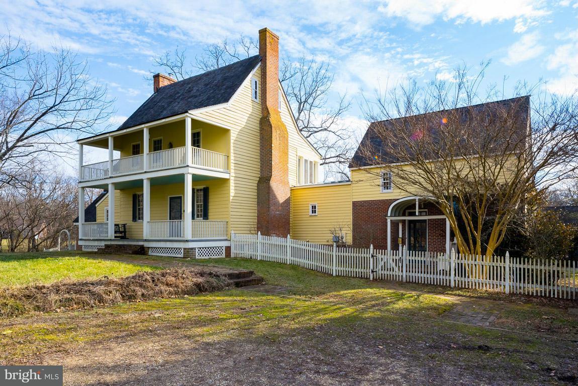 Casa Unifamiliar por un Venta en 9205 Marshall Corner Road 9205 Marshall Corner Road Pomfret, Maryland 20675 Estados Unidos