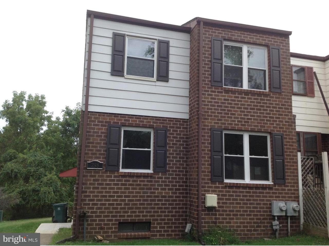 Townhouse for Rent at 298 BIRCH Drive Lafayette Hill, Pennsylvania 19444 United States
