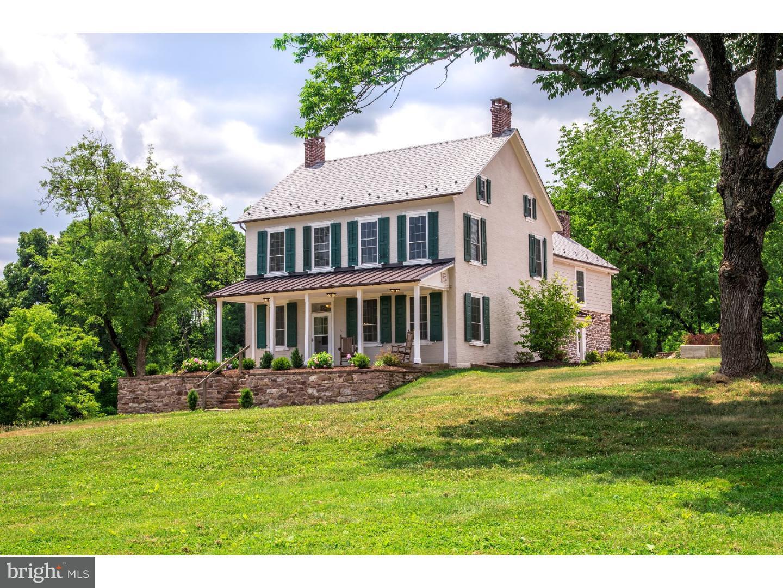 Maison unifamiliale pour l Vente à 2135 ROUTE 212 Coopersburg, Pennsylvanie 18036 États-Unis