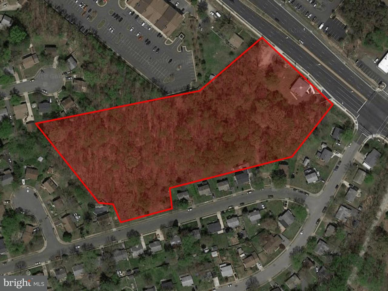 Land for Sale at 3945 Prince William Pkwy 3945 Prince William Pkwy Woodbridge, Virginia 22192 United States