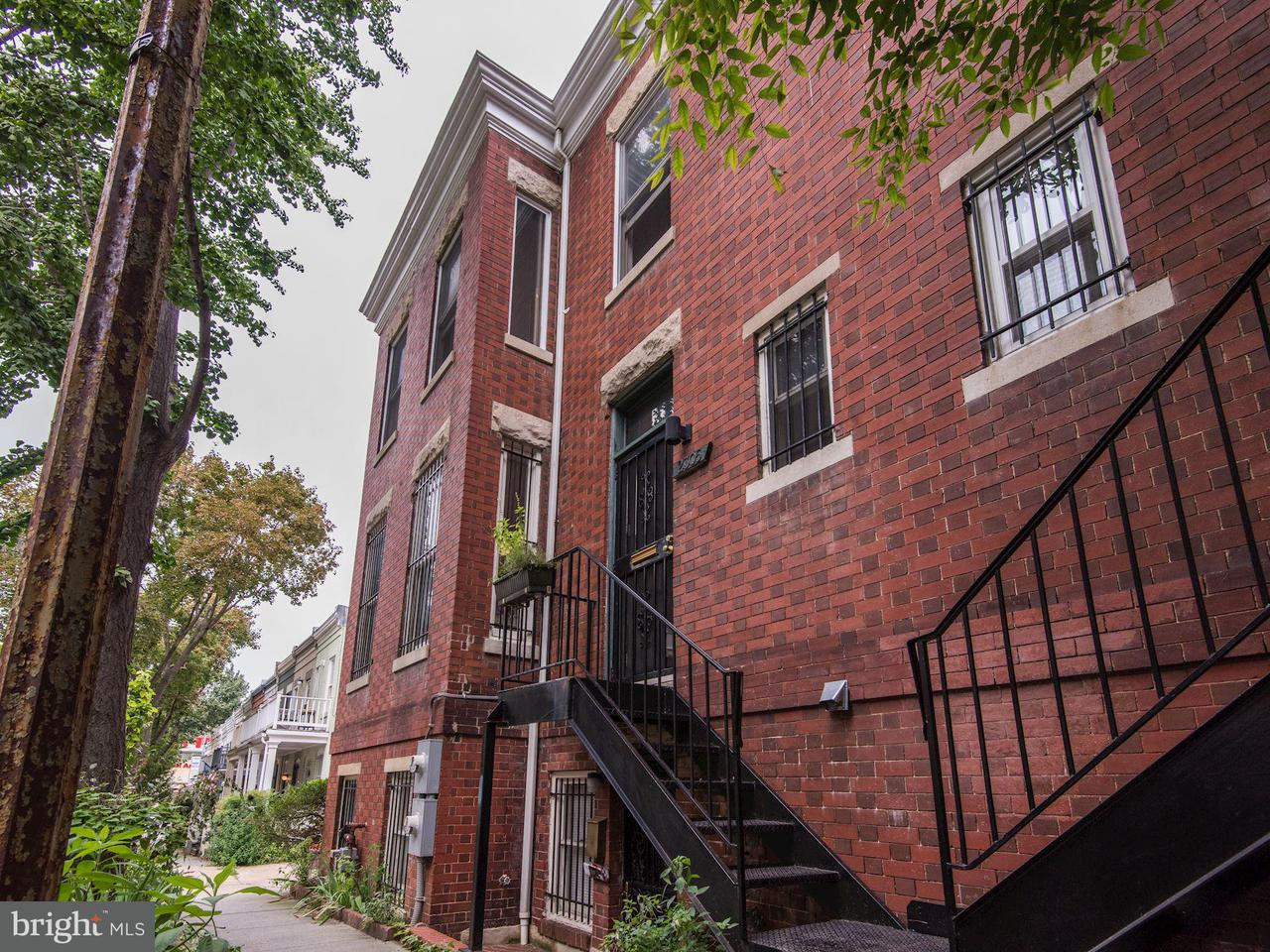 Townhouse for Sale at 2305 17th St Nw 2305 17th St Nw Washington, District Of Columbia 20009 United States