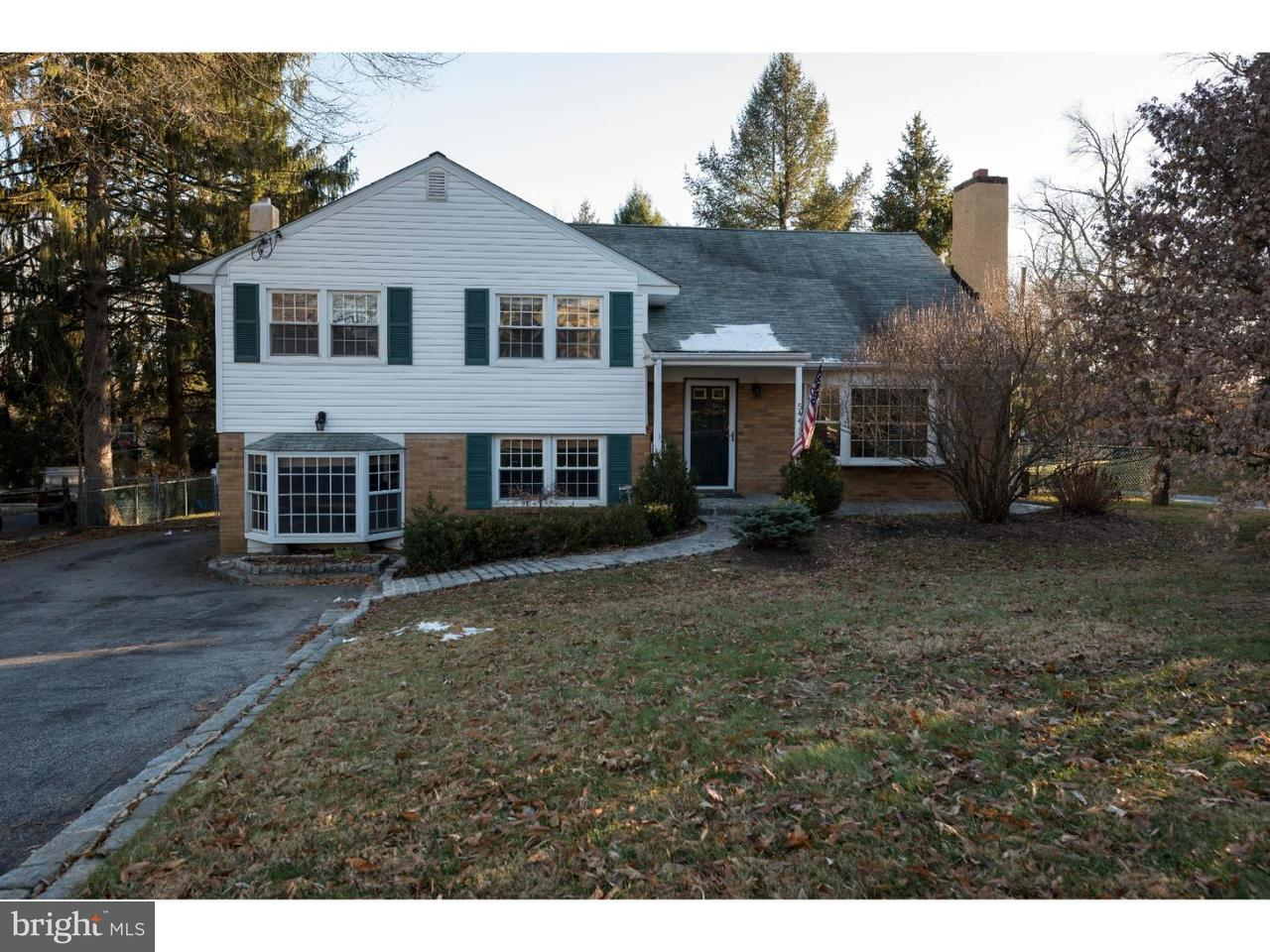 Single Family Home for Rent at 544 KROMER Avenue Berwyn, Pennsylvania 19312 United States