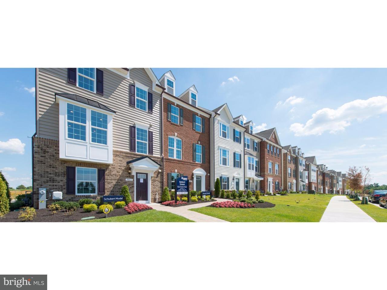 联栋屋 为 销售 在 2080 STARGAZERS Road Romansville, 宾夕法尼亚州 19320 美国