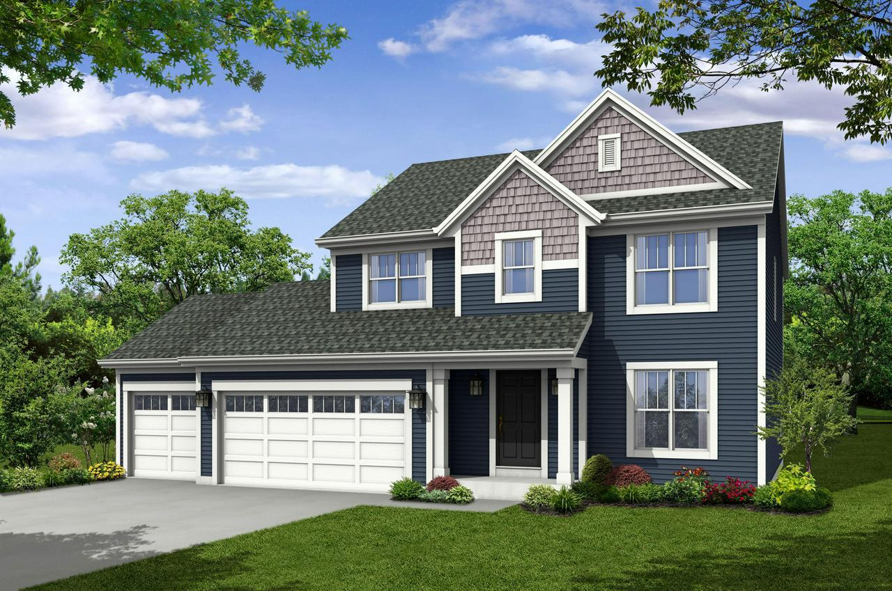 NEW CONSTRUCTION started - estimated completion May/June 2018. ''Arabella 1904 Arts & Crafts'' has open-concept main level living with 9 ft ceilings and wood-look laminate flooring throughout. Kitchen with maple cabinetry, granite counters, snackbar island, and walk-in-pantry. Great room has a cozy gas fireplace tucked in the corner. This family home also has basement exposure, composite deck, 3-car garage, concrete drive, plus additional builder upgrades - and is near the neighborhood park. Convenient access to I-43 and charming downtown Port Washington.
