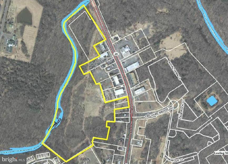 Land for Sale at 7200 Centreville Rd Manassas, Virginia 20111 United States
