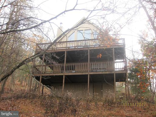 Property for sale at 156 Dawn Dr, Basye,  VA 22810