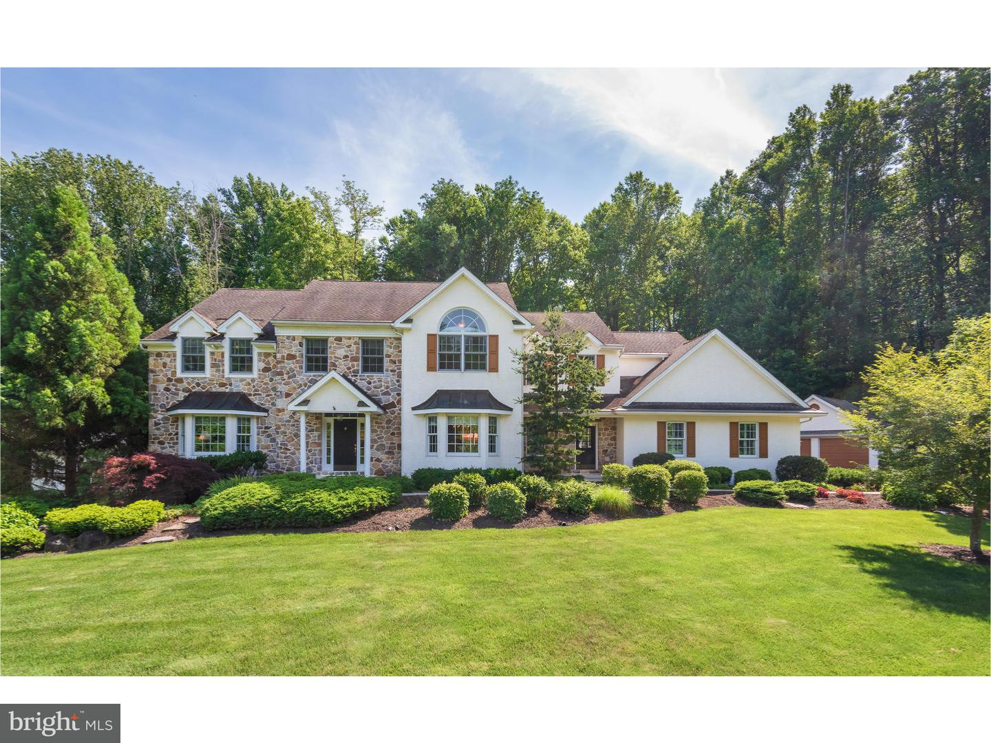 Single Family Home for Sale at 44 DELANEY Drive Downingtown, Pennsylvania 19335 United States