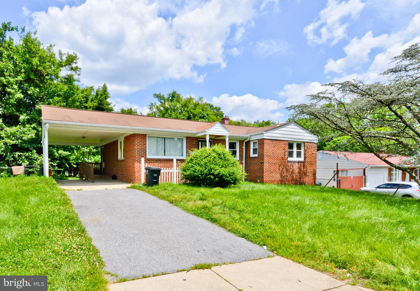 Other Residential for Rent at 8802 Orbit Ln Lanham, Maryland 20706 United States
