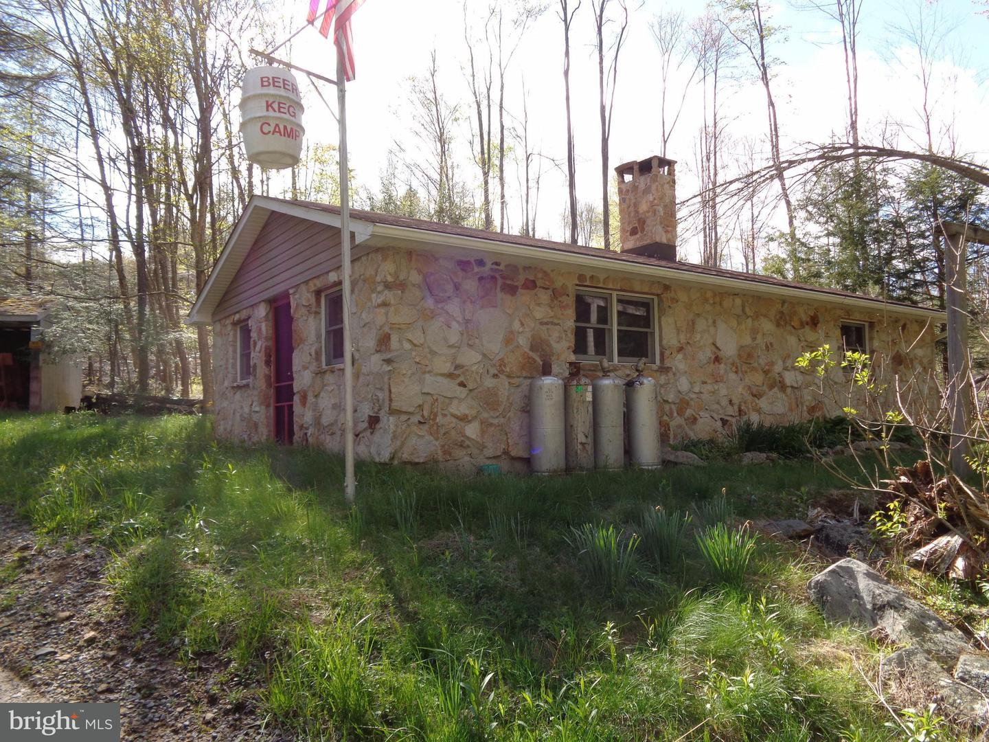 Land for Sale at Unnamed Bayard, West Virginia 26707 United States