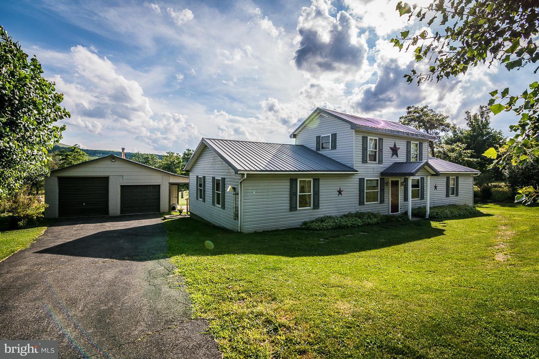 Farm / Hof für Verkauf beim 811 Pisgah Road 811 Pisgah Road Mount Storm, West Virginia 26739 Vereinigte Staaten