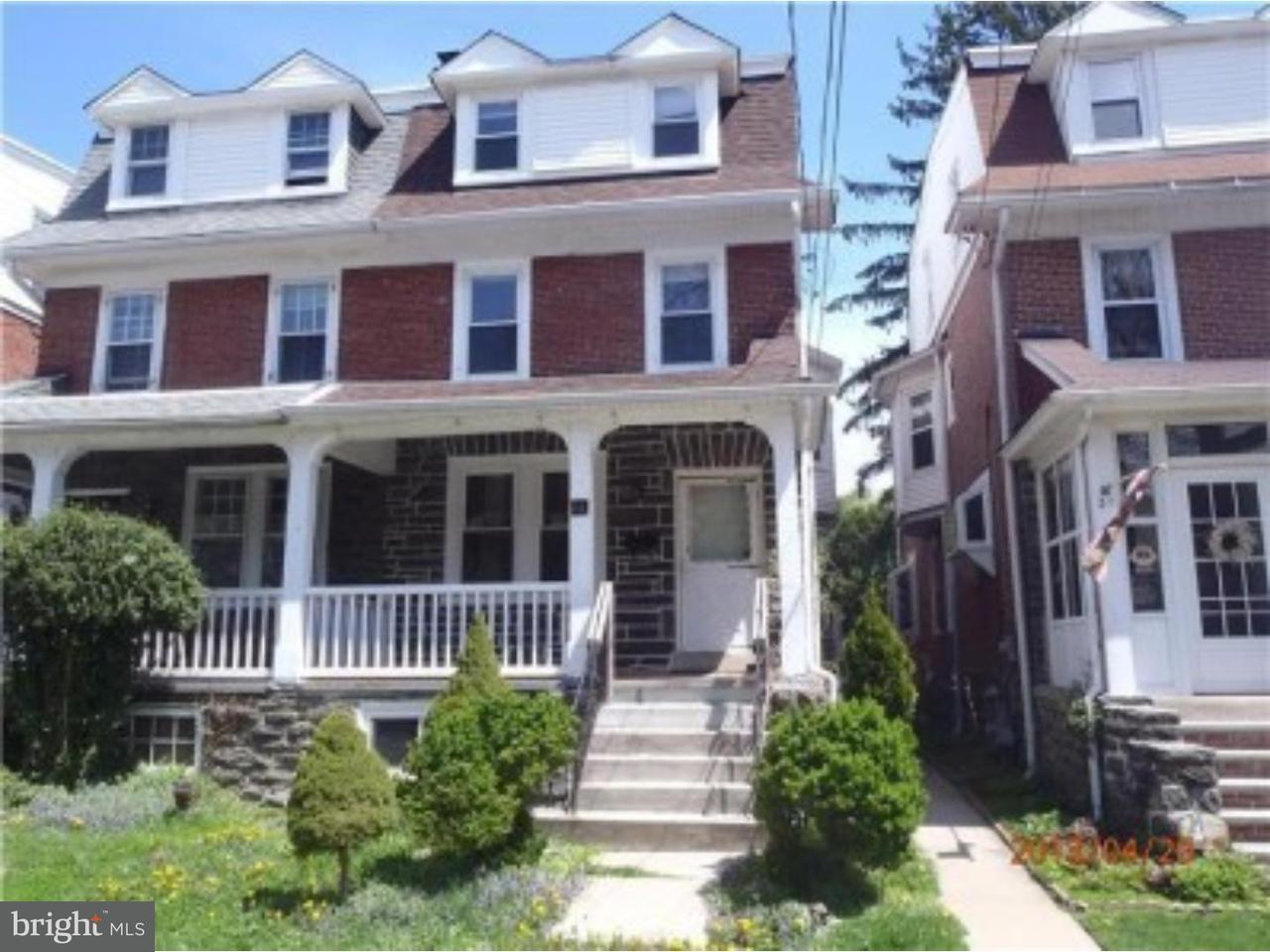 Townhouse for Rent at 23 SCHOOL Lane Ardmore, Pennsylvania 19003 United States