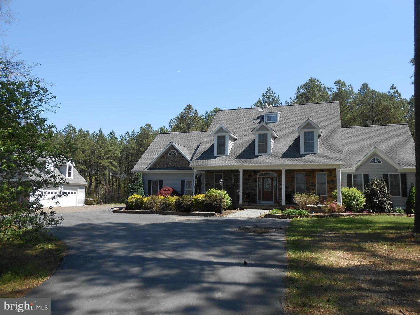 Single Family for Sale at 17241 Corder Rd Elkwood, Virginia 22718 United States
