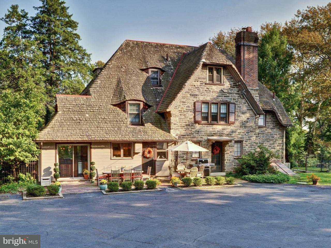 Maison unifamiliale pour l Vente à 1760 CLOVERLY Lane Jenkintown, Pennsylvanie 19046 États-Unis