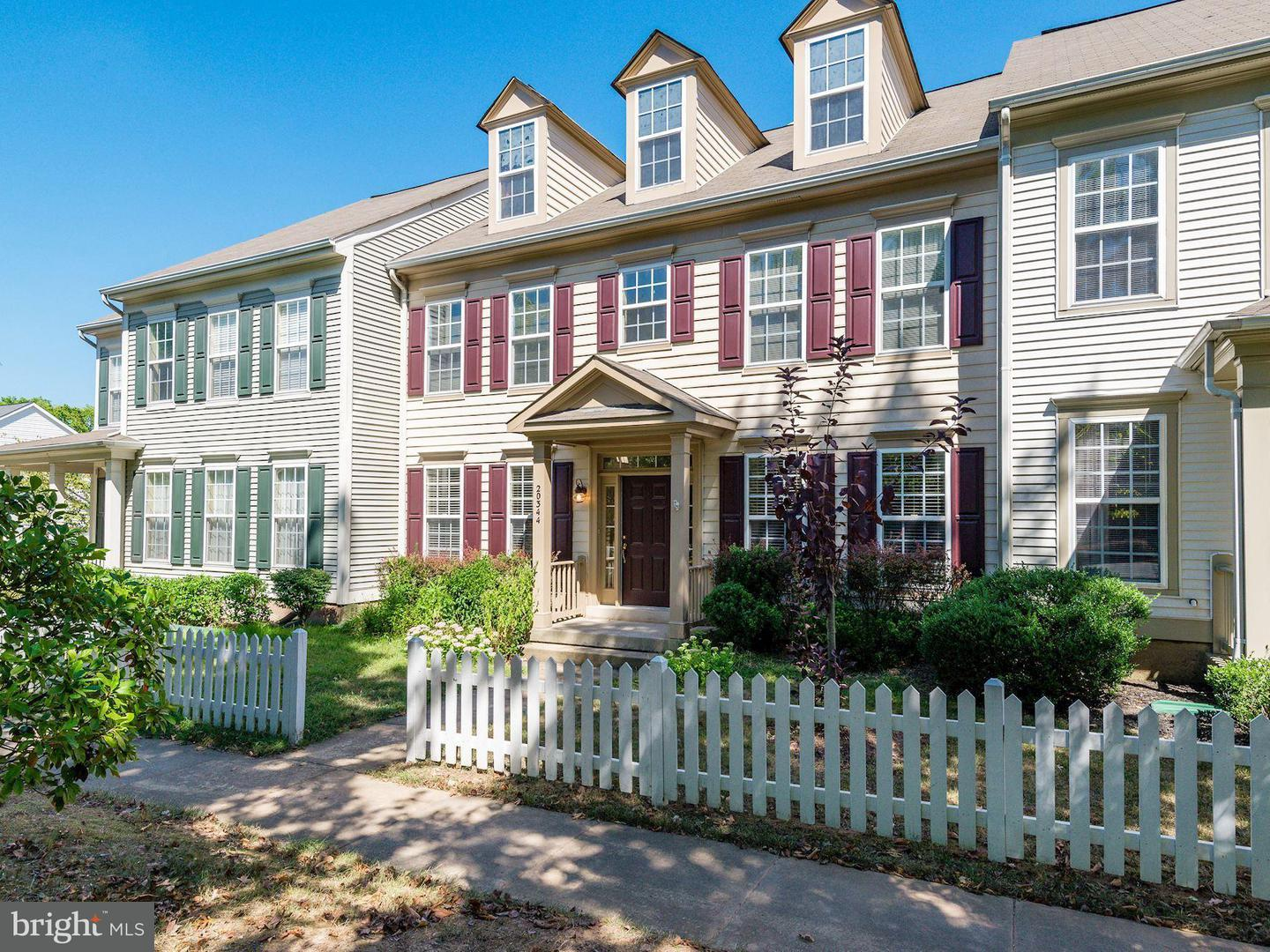 Other Residential for Rent at 20344 Portsmouth Blvd Ashburn, Virginia 20147 United States