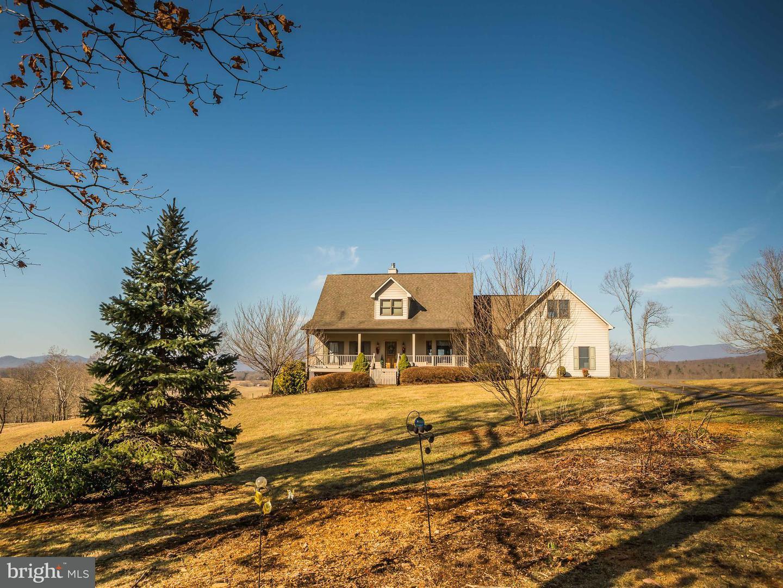 Farm for Sale at 196 Pullen Ln Reva, Virginia 22735 United States