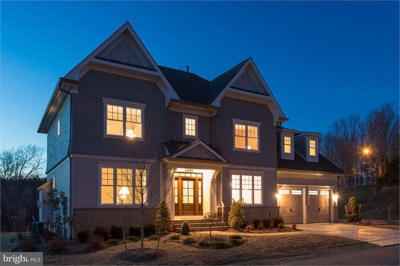 5600  TUNWELL 22015 - One of Burke Homes for Sale