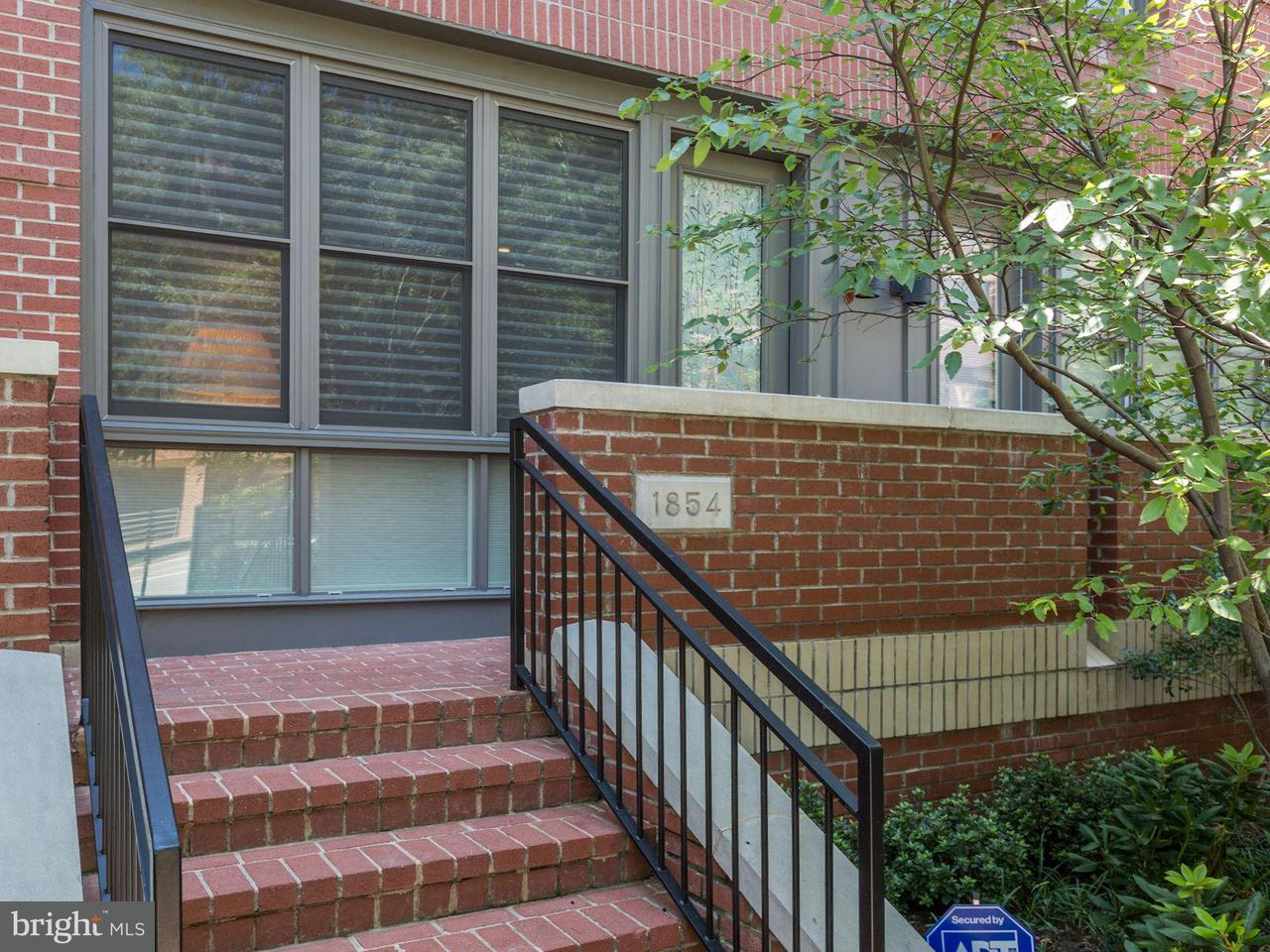 Townhouse for Sale at 1854 Clarendon Blvd 1854 Clarendon Blvd Arlington, Virginia 22201 United States