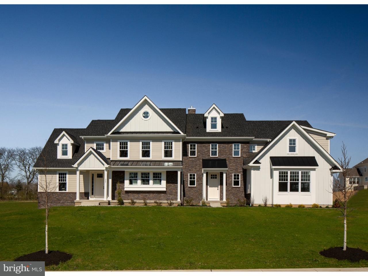 Maison unifamiliale pour l Vente à 87 WALTER Road Chalfont, Pennsylvanie 18914 États-Unis