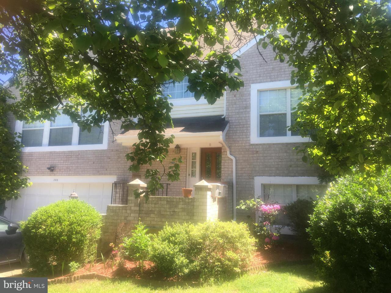 Photo of home for sale at 7015 Megan Lane, Greenbelt MD
