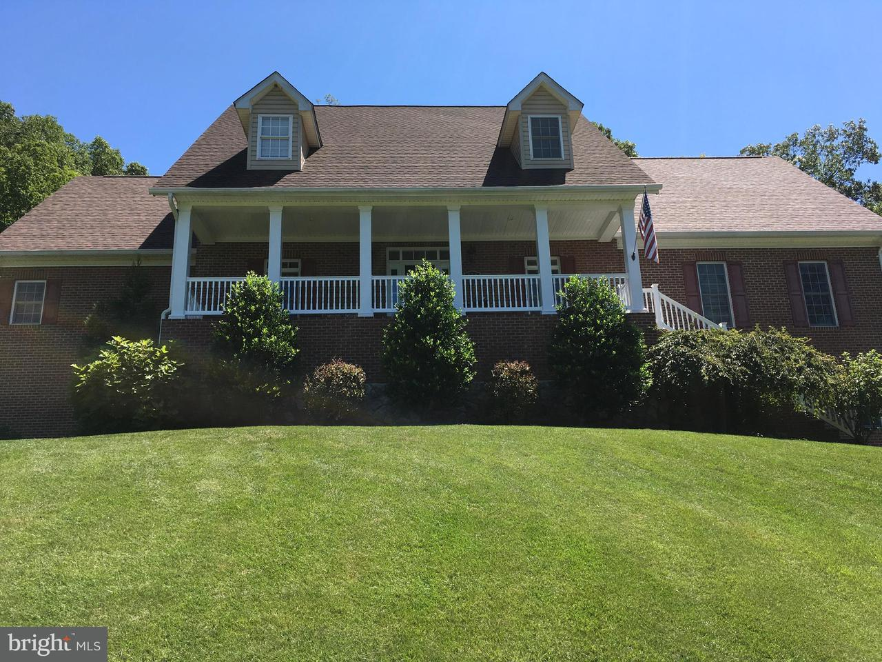 Single Family for Sale at 338 Powell Mountain Ln Woodstock, Virginia 22664 United States