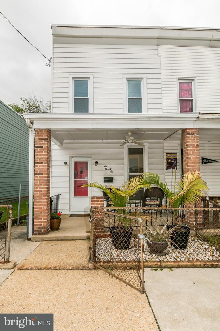 Single Family for Sale at 626 Berry St Baltimore, Maryland 21211 United States