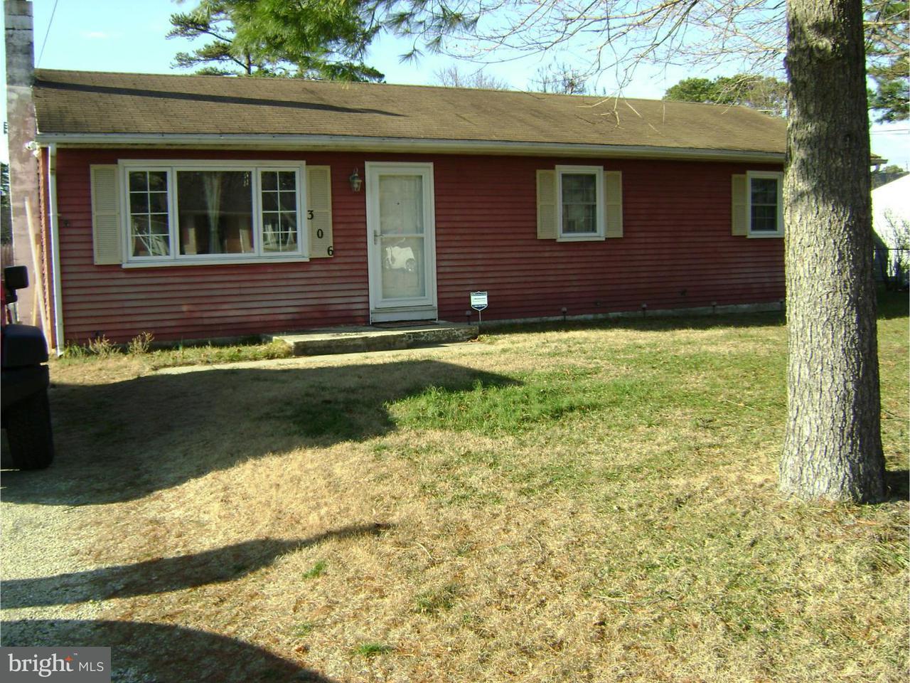 Casa Unifamiliar por un Venta en 306 PIUTE Trail Pemberton Township, Nueva Jersey 08015 Estados Unidos